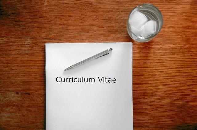 7 cosas que NO debes poner en tu currículum si quieres encontrar trabajo