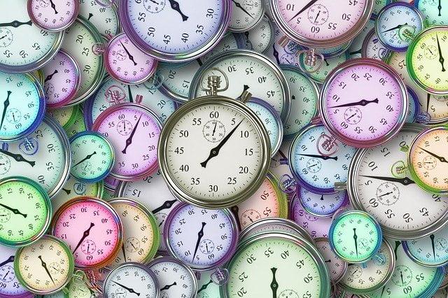 4 formas en las que puedes aprovechar tu tiempo al máximo