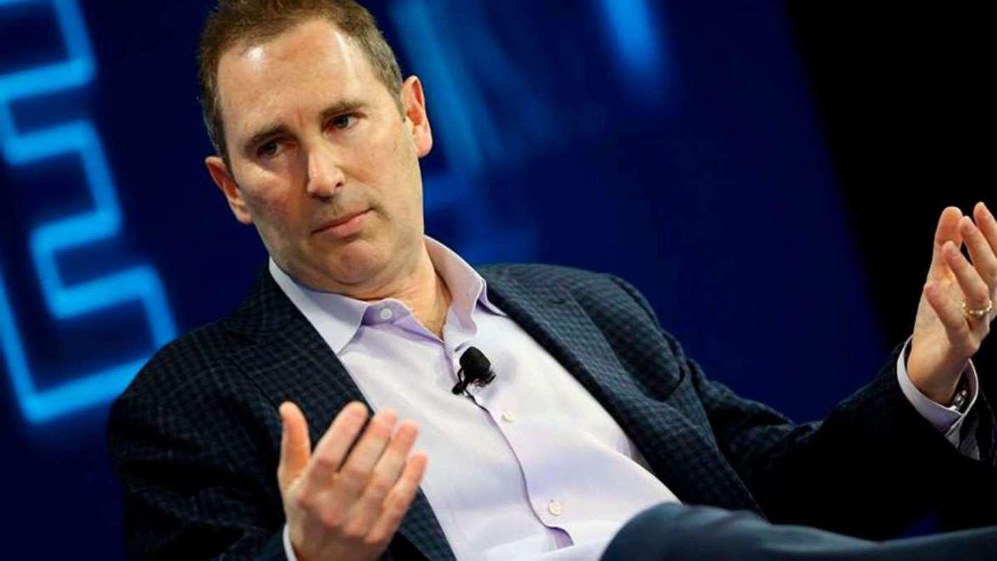 Andy Jassy reemplaza a Jeff Bezos en Amazon -
