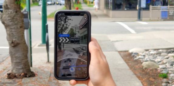 Aplicaciones de movilidad para peatones – Ciudad