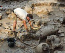 Arqueólogos descubren palacio en Israel que quedó vacío hace 3.700 años