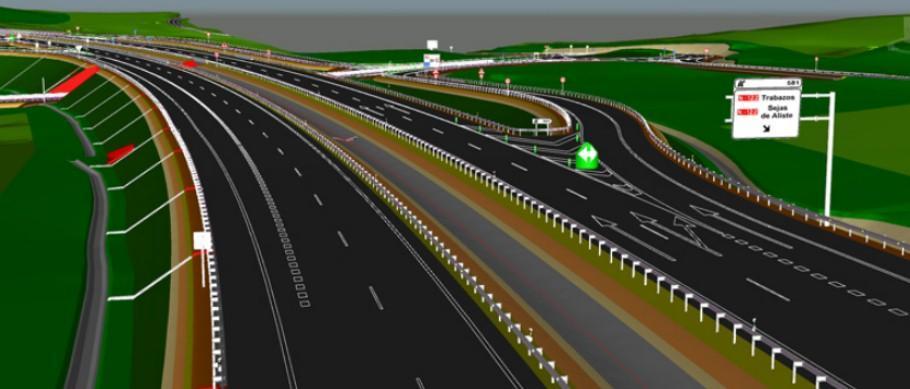BIM en la conservación y explotación de carreteras