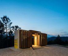 Baño público ecológico: el futuro de los servicios al aire libre