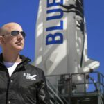 Bezos ofrece incentivos a la NASA a cambio de un contrato para Blue Origin