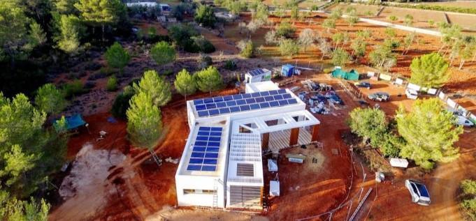 Can Tanca: la casa más sostenible del mundo