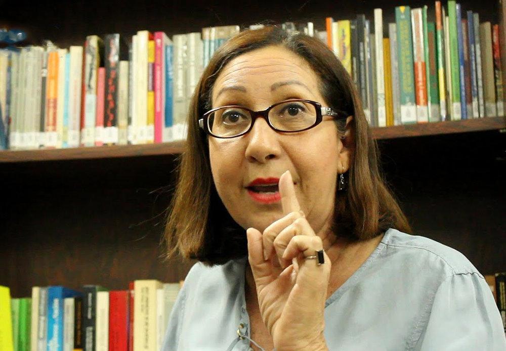 Carlota Salazar, abogada especialista en participación ciudadana con doctorado en Gobierno y Administración Pública