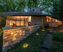 Casa de Frank Lloyd Wright en venta: 2.7 millones US$