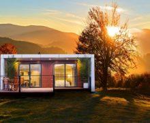 Casas prefabricadas baratas en el mercado europeo