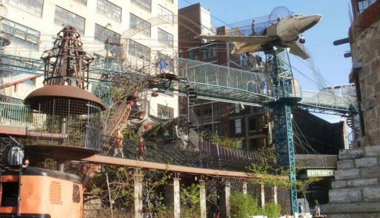 City Museum, Estados Unidos. (Foto: Wikimedia Commons / Chris857)