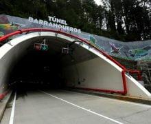 Colombia inaugura el túnel más largo de Latinoamérica