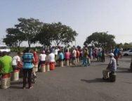 Cumaná - Protestas - Gas doméstico