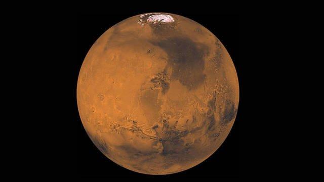 Dependemos de los seres vivos más pequeños para aterrizar en Marte