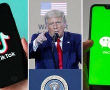 EEUU prohíbe descargar las apps chinas TikTok y WeChat