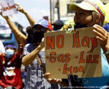 En Venezuela no hay un día que no se generen protestas