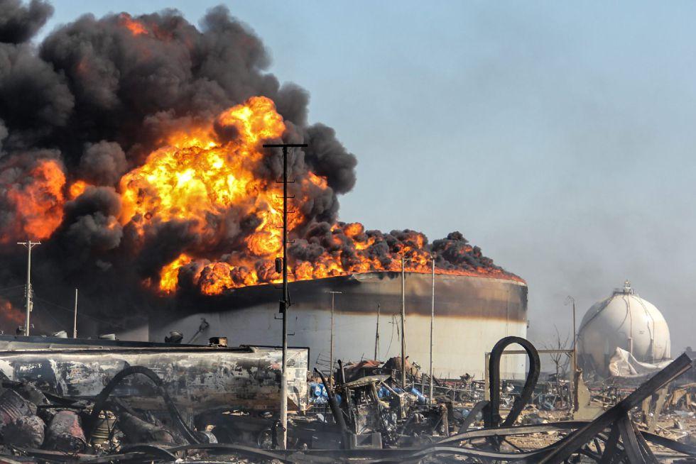 Explosión de Amuay aceleró importación de gasolina