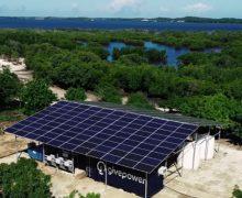 GivePower: Planta solar para desalinizar y potabilizar el agua