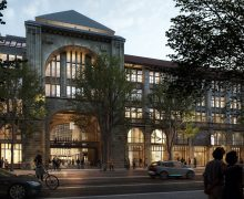 Herzog & de Meuron renueva el Kunsthaus Tacheles