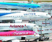 IATA anticipa pérdidas por $118 millardos para el sector en 2020