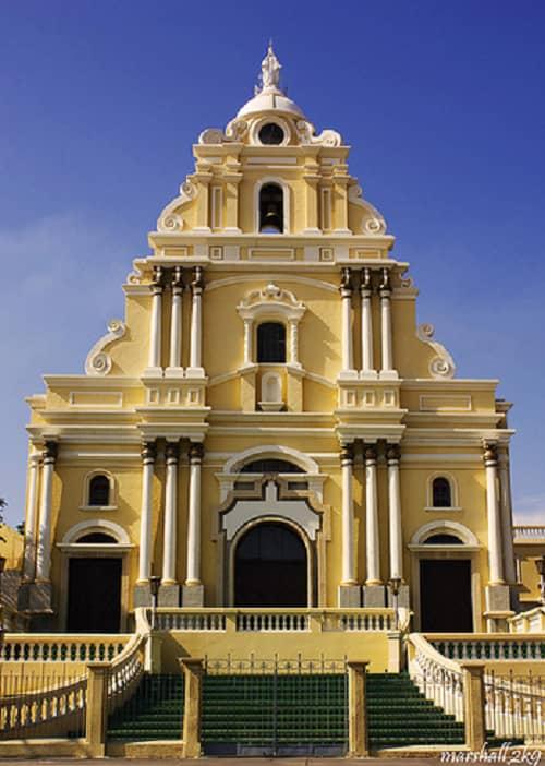 Iglesia La Milagrosa