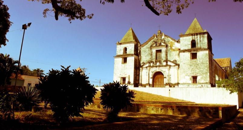 La iglesia de San Antonio en Clarines – Anzoátegui