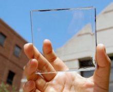 Las ventanas del futuro funcionarán como paneles solares transparentes