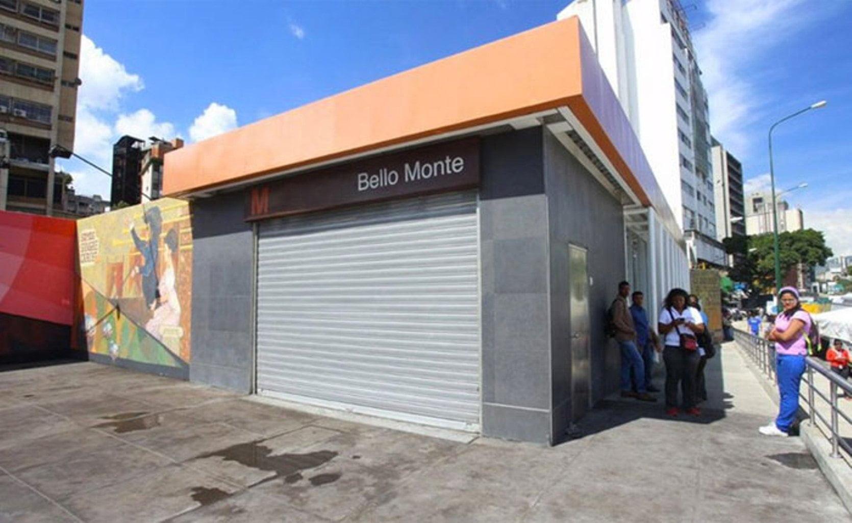 Más de 10 estaciones del Metro de Caracas cerradas por falta de personal