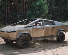 Mecánicos rusos construyen su propia Cybertruck