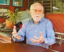 Oscar Olinto Camacho, Miembro Honorario de la Academia de la Ingeniería y el Hábitat