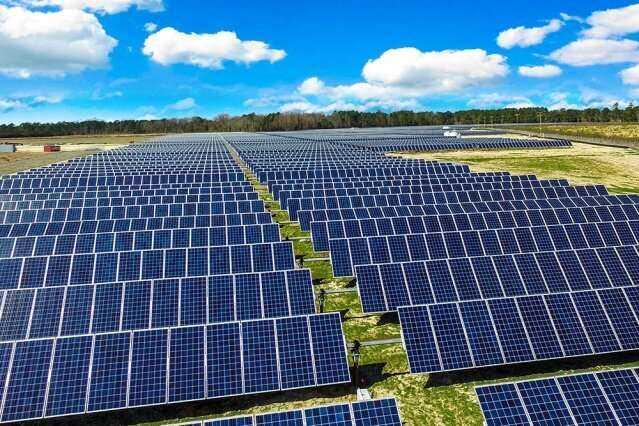 ¿Por qué es limpia la energía solar?