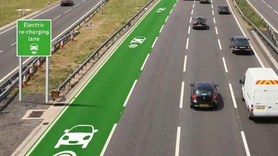 Recarga inalámbrica para autos mientras se conduce – Vialidad