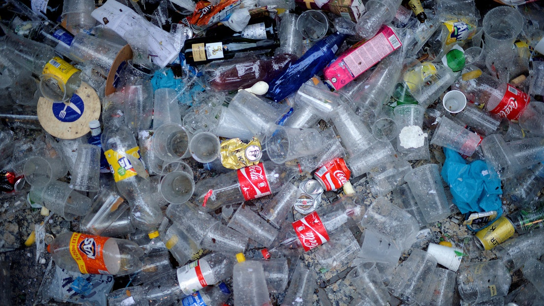 Reciclaje: convierten el plástico en valiosa materia prima