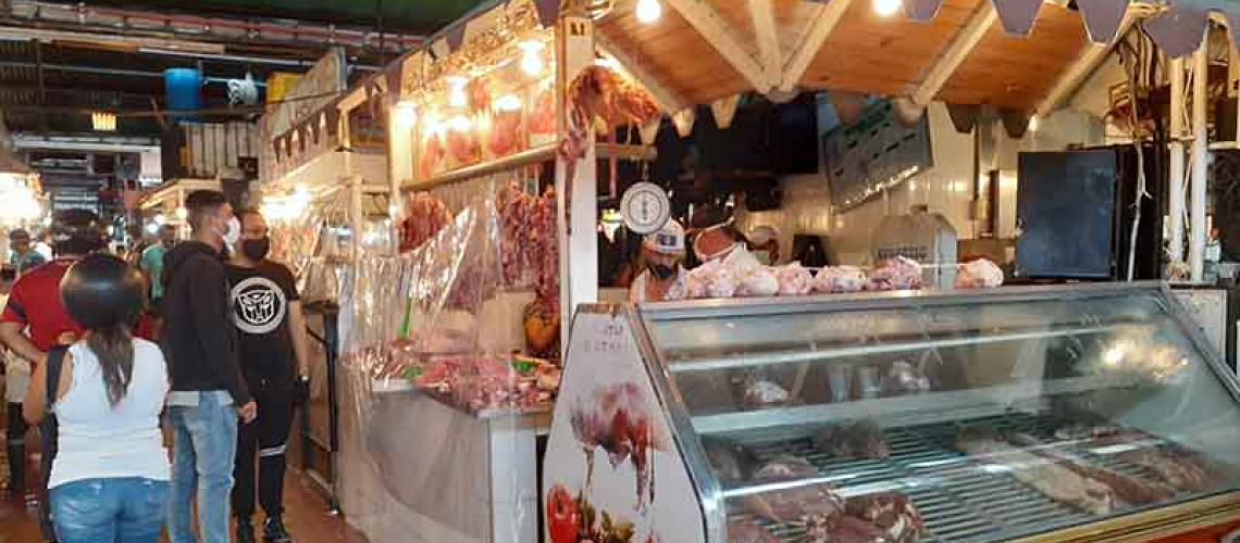 Solo 30% de los comercios en Táchira está operativo