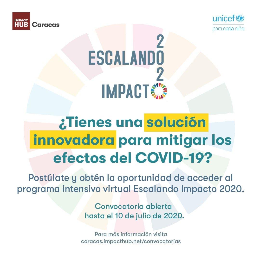 UNICEF - IHC - Escalando Impacto 2020