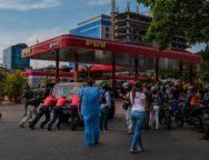Venezuela - Un incendio sin gasolina