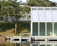"""Ventanas de """"vidrio llenas de agua"""" podrían calentar y enfriar con menos de energía"""