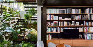 Terrarium House - Arquitectura